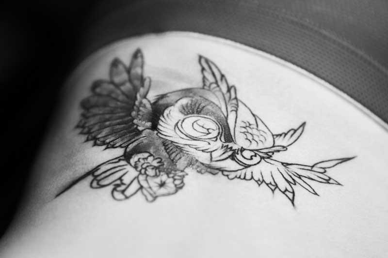 Freiheit tattoo bedeutung Tattoos mit